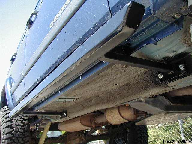 Albany Chevy homemade rock rails / sliders - Off-Road Forums ...